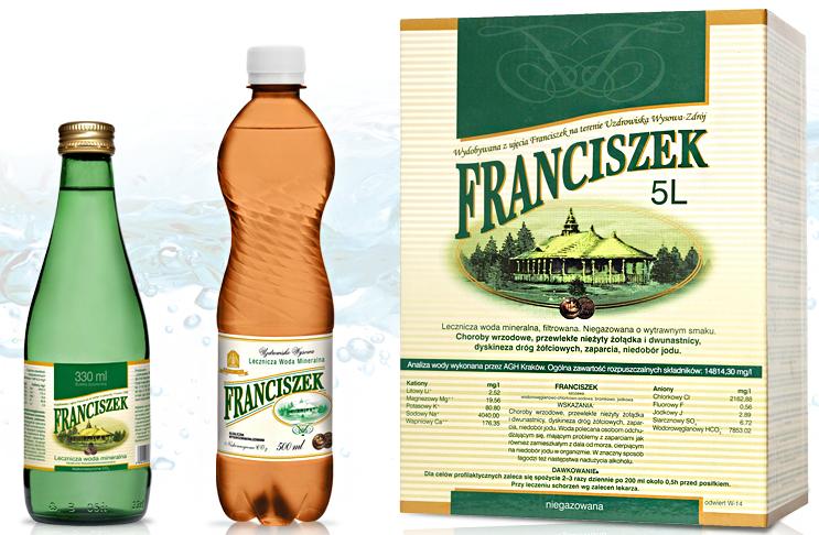 Franciszek - idealny towarzysz na diecie!